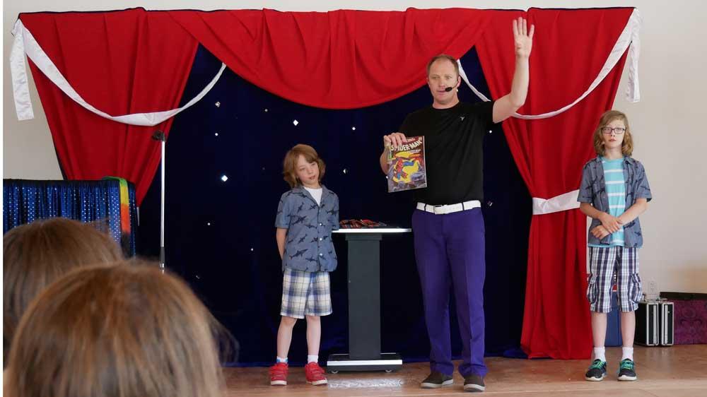Kid Magician